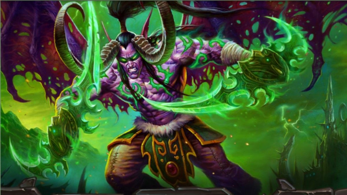 Hearthstone Introduces its First Ever Entirely New Class