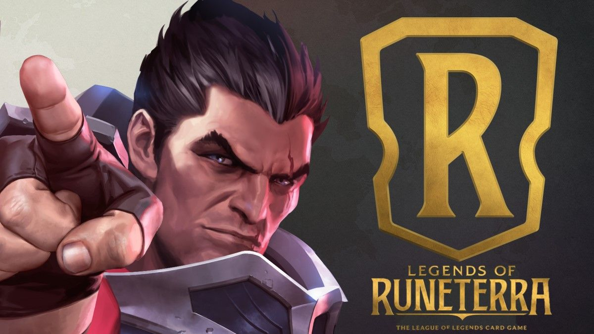 Riot Games Launches Their First CCG
